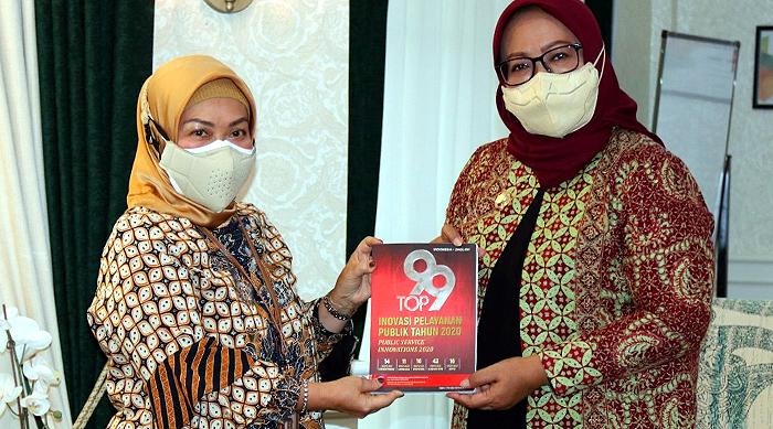 KemenPAN RB Apresiasi Gerai Pelayanan Publik Kabupaten Bogor