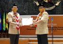 Gubernur Anies Jabat Ketua Majelis Pembimbing Daerah Pramuka Kwartir DKI Jakarta