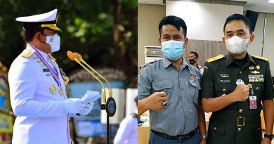 HUT ke 76 TNI AL, Ketua FBN RI DPW Provinsi Banten: Jayalah Selalu Ksatria Bangsa
