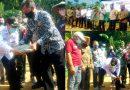 Kerjakan Proyek Telford dan Betonisasi, Pemdes Cisarua Bogor Launching Program Samisade