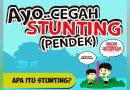 BPP Kotim Tenggamus Lampung dan YKWS Gelar Pembinaan Aksi Stunting
