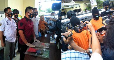 Buser Polres Demak Berhasil Tangkap Pelaku Pencurian dengan Pecahkan Kaca Mobil