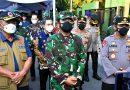 Apresiasi Penanganan Covid-19, Panglima TNI, Kapolri dan Kepala BNPB Kunjungi Pati