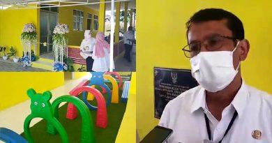 Resmikan Klinik Terpadu UPT Puskesmas Samarang, Wabup Garut: Harus Bisa Bantu Memutus Mata Rantai Corona
