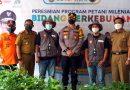 Launching Petani Milenial di Kabupaten Garut dihadiri Wagub Jabar