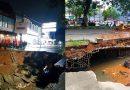 Jalan Amblas di GDC Diperbaiki, Masyarakat Diminta Gunakan Jalur Alternatif