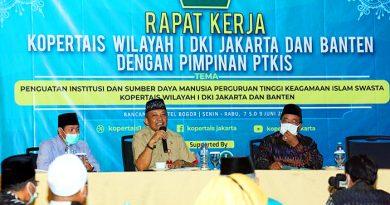 Kopertais Banten Diharapkan Bisa Kolaborasi Kembangkan Wisata Halal