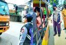 Tertibkan Angkutan Barang dan Penumpang, Pemkab Tangerang Gelar Operasi Gabungan