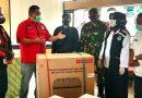 Dinkes, PP dan DPC PDIP Garut Gelar Vaksinasi, Warga Dapat Doorprize dan Sembako