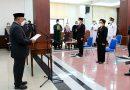Wali Kota Mohammad Idris Lantik 13 Pejabat Tinggi Pratama Pemkot Depok