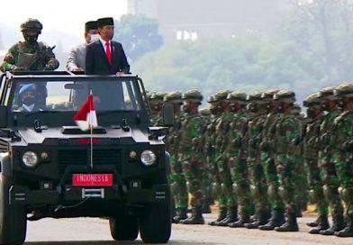 Presiden Jokowi: Komcad Tidak Boleh Digunakan untuk Lain, Kecuali Kepentingan Pertahanan