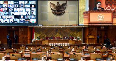 Hari Ini DPR RI Sahkan RUU Harmonisasi Peraturan Perpajakan